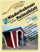 Heimatblatt April 2011