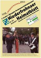 Heimatblatt September 2011
